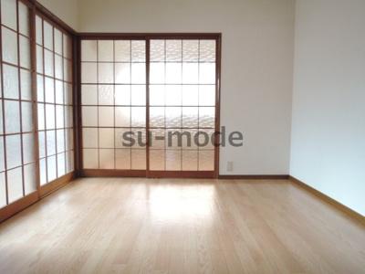 【洋室】南松原平屋