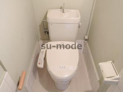 【トイレ】南松原平屋