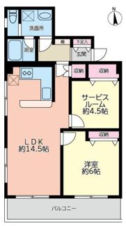 JR中央線「荻窪」駅まで徒歩5分の利便性高い立地です!