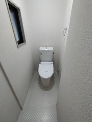 【トイレ】ブランシェB棟