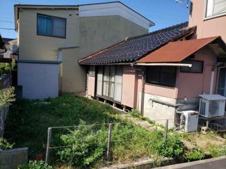 【庭】鳥取市青葉町一丁目中古戸建