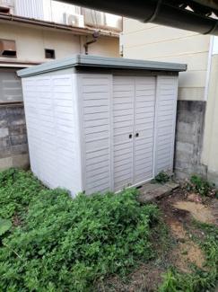 【設備】鳥取市青葉町一丁目中古戸建
