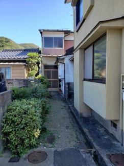 【外観】鳥取市青葉町一丁目中古戸建