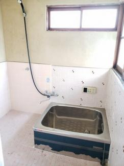 【浴室】鳥取市青葉町一丁目中古戸建