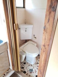 【トイレ】鳥取市青葉町一丁目中古戸建
