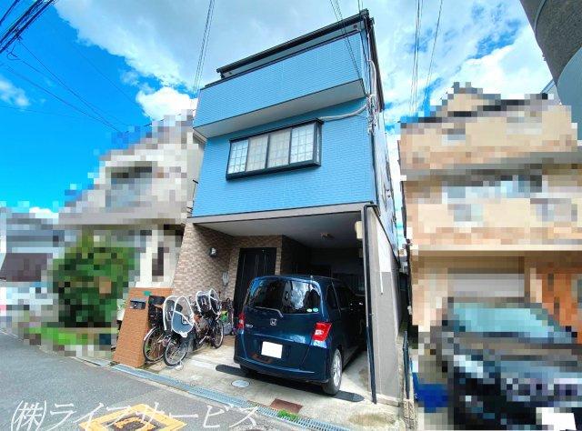 阪急宝塚線「三国」駅徒歩5分