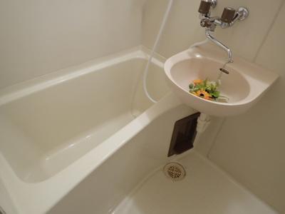 【浴室】ナチュレ南5条