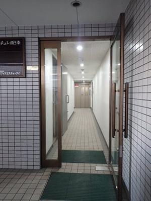 【エントランス】ナチュレ南5条