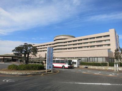 西尾市民病院まで1600m