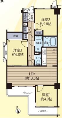 【外観】東急東横線「日吉」駅 サーパス日吉