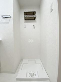 オルゴグラートNAMBA(テナント) 室内洗濯機置場