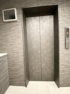 オルゴグラートNAMBA(テナント) エレベーター