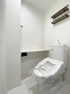 オルゴグラートNAMBA(テナント) 清潔なトイレ