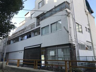 【外観】東野田町5丁目貸店舗・事務所