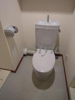【トイレ】クレアシオン後楽園