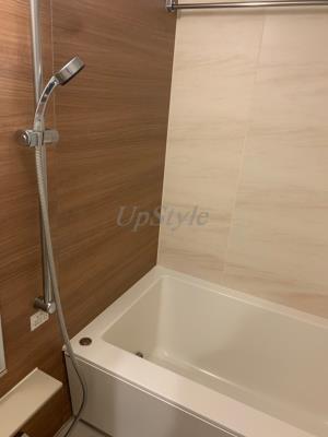 【浴室】ザ・パークハビオ上野レジデンス
