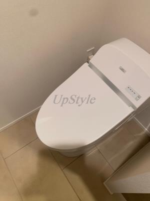 【トイレ】ザ・パークハビオ上野レジデンス