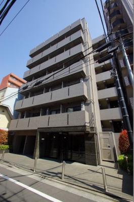 JR蒲田駅から徒歩9分の分譲賃貸マンションです。
