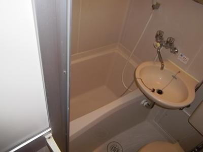 【浴室】エスポワール21 C棟