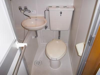 【トイレ】エスポワール21 C棟