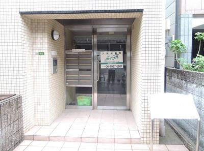 【エントランス】メゾンY.M.. 仲介手数料無料