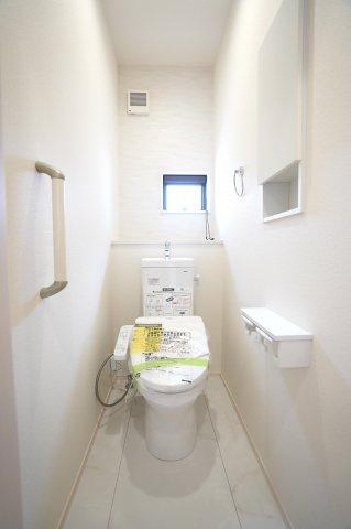 【同仕様施工例】2階 広々WICなのでシーズンを気にせず収納できるので使い勝手がいいですよ。