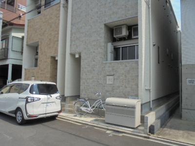 【外観】ハーモニーテラス東水切町Ⅱ