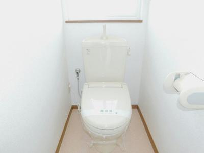 【トイレ】プランドールK・MⅡ