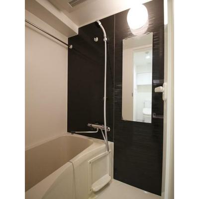 【浴室】プレール・ドゥーク月島Ⅱ