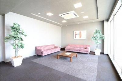 38階部分プレミアムフロア専用の共用スペースです。