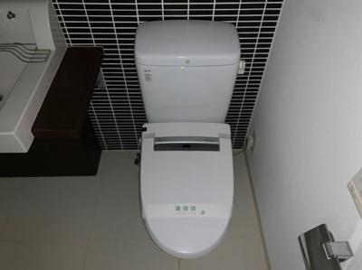 【トイレ】イーストモート高麗橋