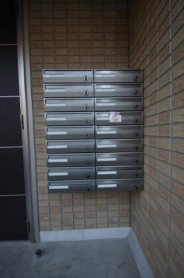 「メールボックス」