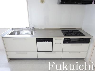 【キッチン】鉄飛坂マンション(テッピザカ)