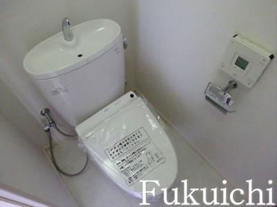 【トイレ】鉄飛坂マンション(テッピザカ)