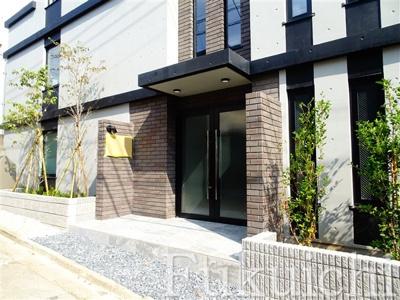 【エントランス】k-suite Toritsudaigaku
