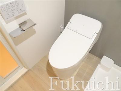 【トイレ】k-suite Toritsudaigaku