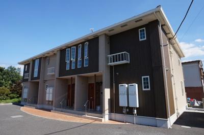 【外観】槇の木 サニーハウス3号館