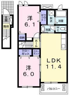 槇の木 サニーハウス3号館