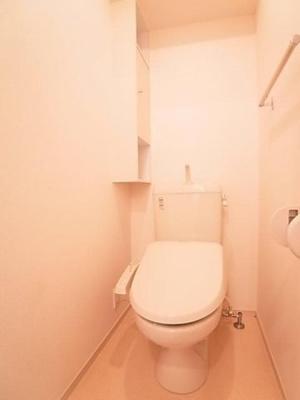 【トイレ】槇の木 サニーハウス3号館