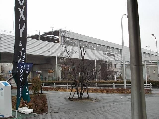 京王堀之内駅まで1100m