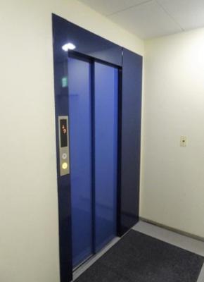 セブンスターマンション門前仲町のエレベーターです。