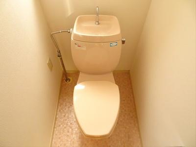 【トイレ】メゾン赤堤