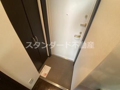 【玄関】ラ・フォーレ松ヶ枝Ⅲ
