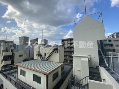 【展望】ラ・フォーレ松ヶ枝Ⅲ
