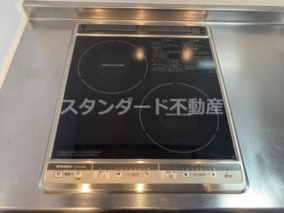 【キッチン】ラ・フォーレ松ヶ枝Ⅲ