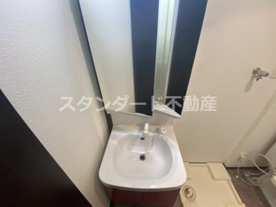 【洗面所】ラ・フォーレ松ヶ枝Ⅲ