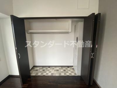 【収納】ラ・フォーレ松ヶ枝Ⅲ
