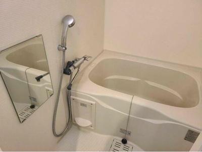 【浴室】ジェノヴィア亀戸Ⅳスカイガーデン