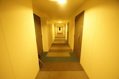 「内廊下です。」