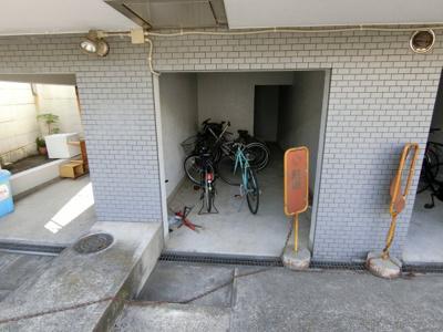 【駐輪場】クレセール笹塚